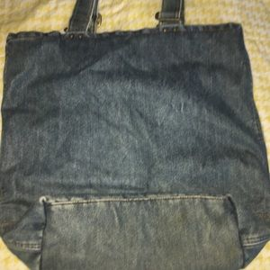GAP Bags - Gap denim tote bag.